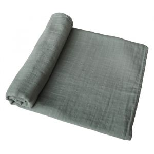 Hydrofiele doek XL Roman Green Mushie & Co