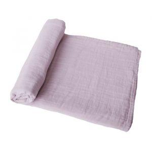 Hydrofiele doek XL Lilac Mushie & Co