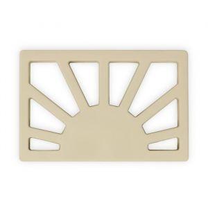 Siliconen bijtspeeltje Sun shifting sand Mushie & Co