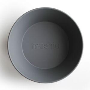 Kommen rond smoke (2st) Mushie