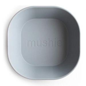Kommen vierkant cloud (2st) Mushie