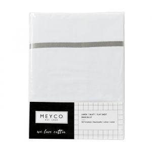 Wieglaken bies grijs Meyco