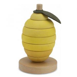 Houten stapeltoren Lemon Konges Slojd