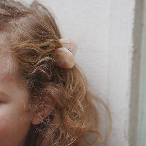 Haarclipjes Schelpen klein multi (4st) Konges Slojd