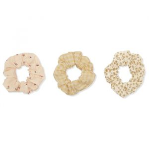 Scrunchies Buttercup/bloom/rosarie (3st) Konges Slojd