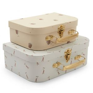 Koffertjes Strong Man/Popcorn (2st) Konges Slojd