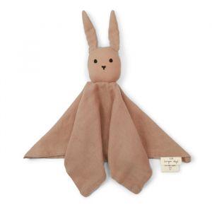 Knuffeldoek Rabbit almond Konges Slojd