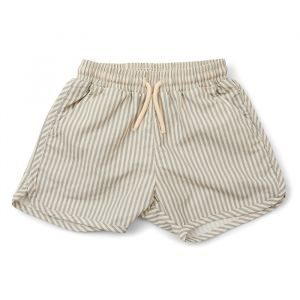 Zwembroek Aster shorts Stripe blue Konges Slojd