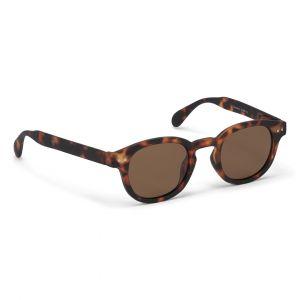 Kinderzonnebril brown tortoise Konges Slojd