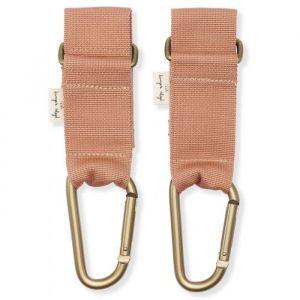 Stroller straps Blush Konges Slojd