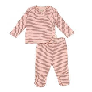 Babypakje Dio Wrap Red Stripe Konges Slojd