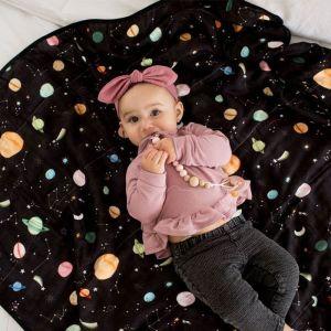 Hydrofiele doek XL Planets LouLou Lollipop