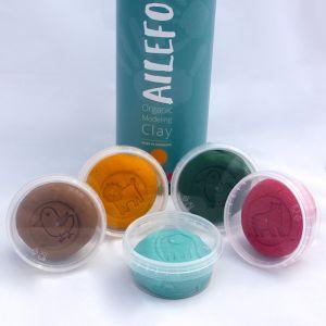Organische Klei Basic Colors large Ailefo