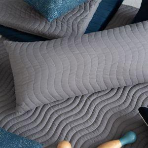 Kussen Montecarlo slate grey (70x30cm) Nobodinoz