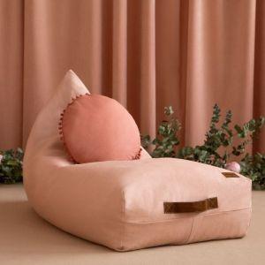Zitzak Oasis Bloom Pink Nobodinoz