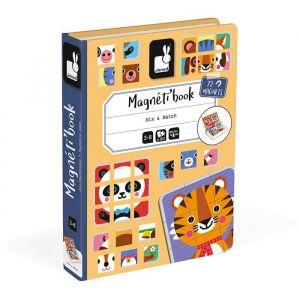 Magnetibook Mix & Match Janod