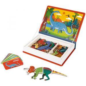 Magnetibook Dinosaurus Janod