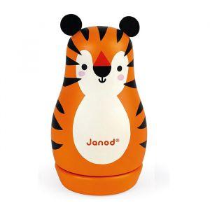 Muziekdoosje tijger Janod
