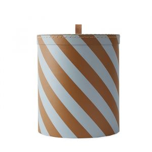 Opbergdozen Stripe multi (3st) Oyoy