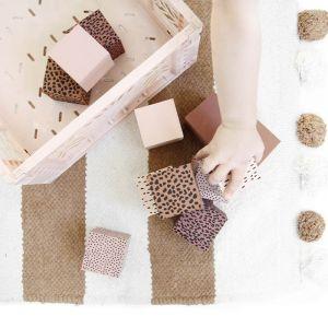 Foam blokken roze mix vanPauline