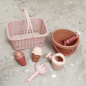 Strandsetje roze VanPauline