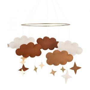 Mobiel Fantasy Clouds bronze rust Baby Bello