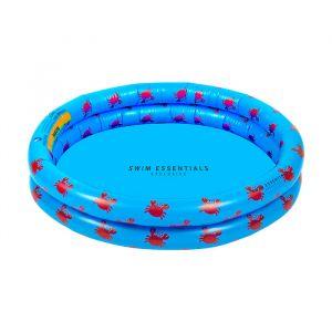 Opblaaszwembad krabbetjes (60cm) Swim Essentials