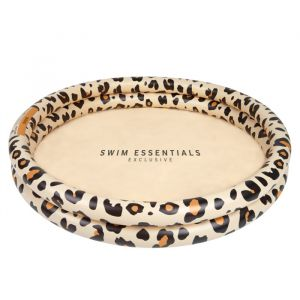 Opblaaszwembad panter beige (100cm) Swim Essentials