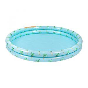 Opblaaszwembad palmbomen (100cm) Swim Essentials