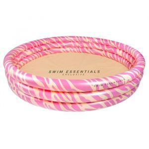 Opblaaszwembad zebra (150cm) Swim Essentials