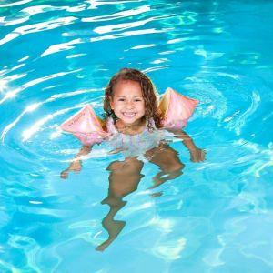 Zwembandjes zebra (2-6 jaar) Swim Essentials
