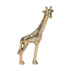 Handgreep Giraffe goud À La