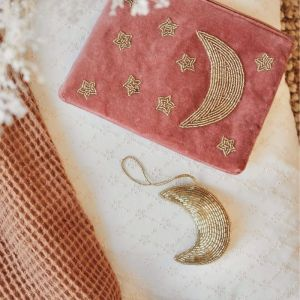 Toilettas velvet Moon & Stars À La