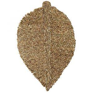 Deurmat Leaf zeegras Madam Stoltz