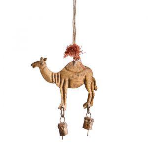Kersthanger Camel gold Madam Stoltz