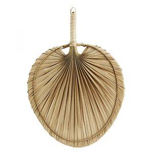 Wandecoratie palmblad (30x42cm) Madam Stoltz
