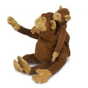 Warmteknuffel aap klein Senger Naturwelt