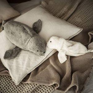 Warmteknuffel zeehond klein wit Senger Naturwelt