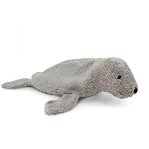 Warmteknuffel zeehond klein grijs Senger Naturwelt