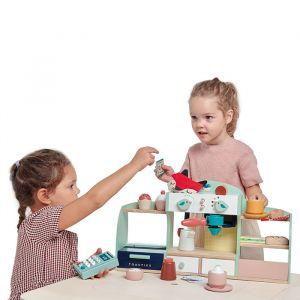 Houten betaalspeeltjes Tender Leaf Toys
