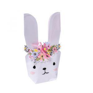 Cadeautasjes Flower Bunnies (6st)
