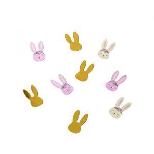 Tafelconfetti Flower Bunnies