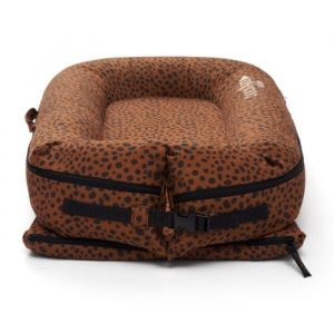 Dockatot babynest Deluxe+ Bronzed Cheetah (Sleepyhead)