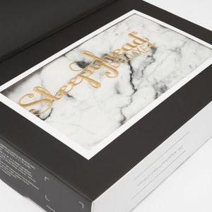 Dockatot babynest Deluxe+ cover Carrara Marble (Sleepyhead)