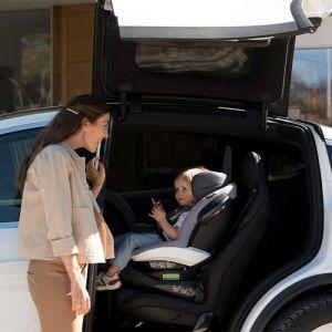 Autostoel iZi Turn i-Size Metallic Mélange BeSafe
