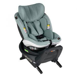 Autostoel iZi Turn i-Size Sea Green Mélange BeSafe