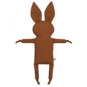 Knuffel Rabbit ocher Müsli