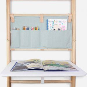 Bureaublad wit Endelos Kaos