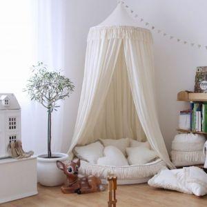 Bedhemel Boho Fringe Maxi vanilla Cotton & Sweets