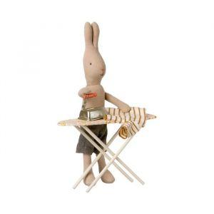 Miniatuur strijkplank met strijkijzer Maileg